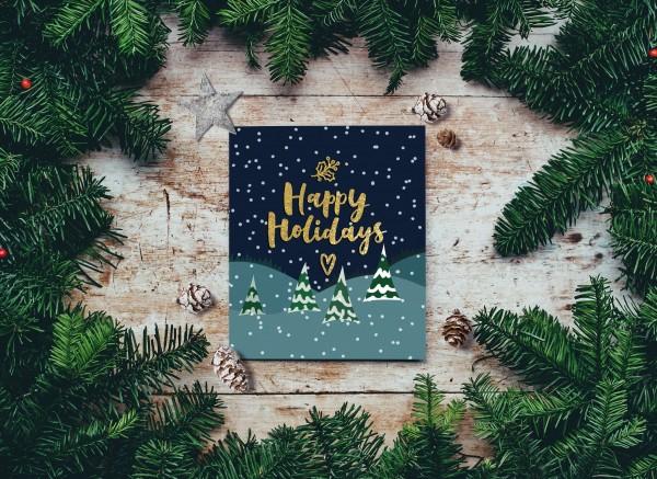 Kopfüber Events - Digitale Weihnachtsfeier