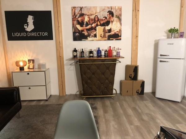 Gin Tasting Studio